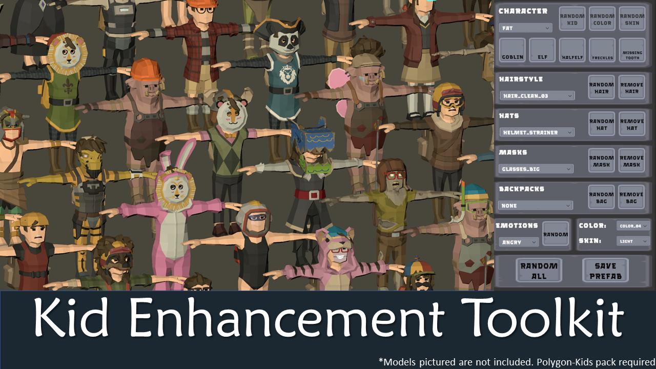 Kid Enhancement Toolkit